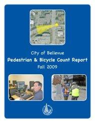 Pedestrian & Bicycle Count Report - City of Bellevue
