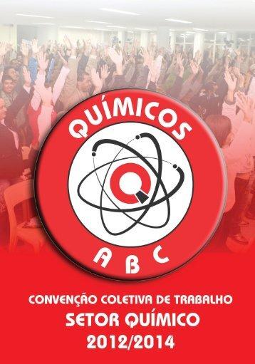 Download Convenção Coletiva Químicos ABC - 2012/2014