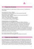 Jahresbericht 2009 - Schweizerische Alzheimervereinigung Uri ... - Page 7