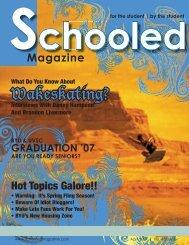 April 2007.indd - Schooled Magazine