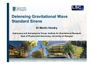 Slides - Cardiff School of Physics and Astronomy