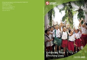 Annual Report - PT SMART Tbk