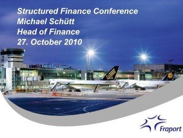 Fraport AG Frankfurt Airport Services Worldwide