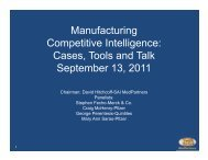 Key_Intelligence_Top.. - Pharma CI Conference