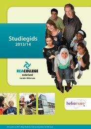 Studiegids - Heliomare