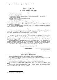 Reglugerð nr. 184/2002