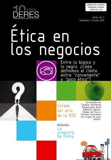 Ética en los Negocios - Deres
