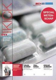 KICKjuli 2013 - Medisch Centrum Haaglanden