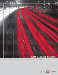 2005 annual review - Japan Automobile Manufacturers Association ...