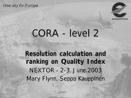 CORA - level 2
