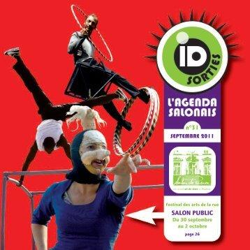 Toutes les informations sur le site de la ville : www.salondeprovence.fr