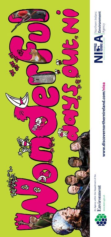 Download the NIEA Wonderful Days Out 2013 Calendar - Discover ...