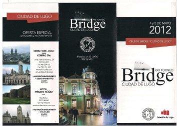 Programa nuevo Lugo 2012 - AG Bridge