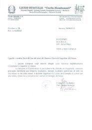 Circolare n. 28 - Nomina Docenti Coordinatori e Segretari di classe