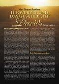 2013 Februar Die Wurzel und das Geschlecht Davids - Christliche ... - Seite 2