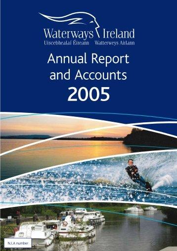 Annual Report 2005 - Waterways Ireland