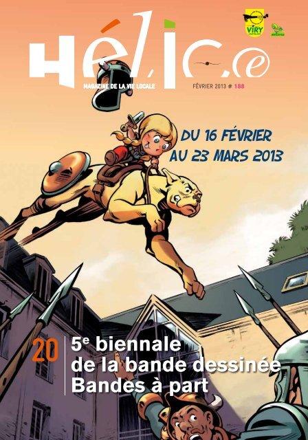 Magazine n°188 - février 2013 - Ville de Viry-chatillon
