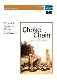Choke Chain by Jason Donald - Scottish Book Trust