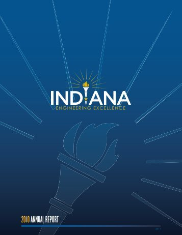 2010 annual report - Indiana Economic Development Corporation ...