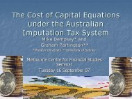 Download presentation: Assoc Prof Dempsey - Australian Centre for ...
