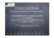 Abrir apresentação - Universidade do Porto