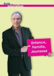 Enfance, Famille, Jeunesse - Antony