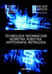 Metody i aparatura do badania parametrów powierzchni przy ...
