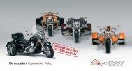 De modellen. Fascination Trike. - Rewaco Spezialfahrzeuge GmbH