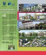 GRAnDe SYntHe l'écologique oBJeCtiF 2020 - Ville de Grande ...