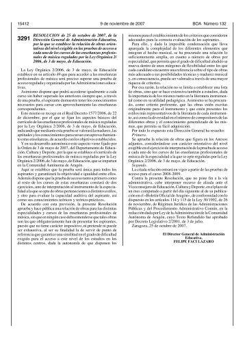 OJO ANEXO D 59 PAGINAS - Boletín Oficial de Aragón - Gobierno ...