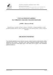 Obchodní podmínky-oprava střechy.pdf - Janáčkova akademie ...