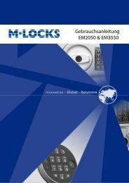 M-Locks 3550 - Tresoroeffnung.de