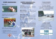 részletes programja - Budapesti Természetbarát Sportszövetség