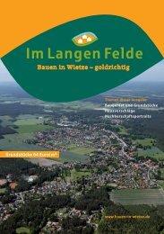 Im Langen Felde - UrbanPR GmbH