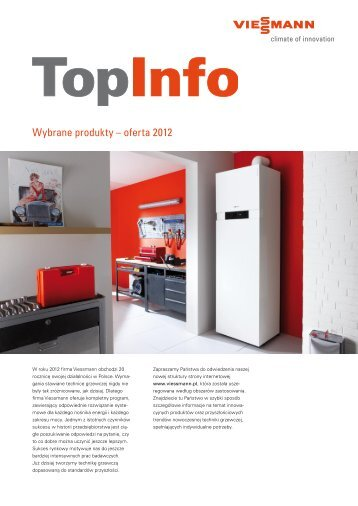 Oferta cenowa 2012 - Viessmann