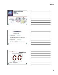 CHAPTER 11 Intermolecular Forces 11.1 – 11.3, (11.5 – 11.9 ...