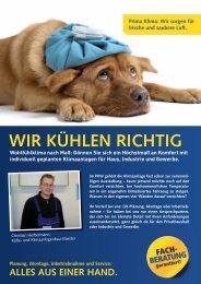 WIR KÜHLEN RICHTIG - Upmeyer Haustechnik GmbH