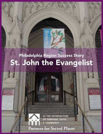 St. John the Evangelist - Partners for Sacred Places
