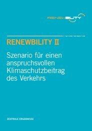 Broschüre - Renewbility