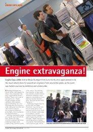 Engine extravaganza! - Engine Expo
