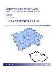 Zdravotnická ročenka Hl. m. Prahy 2002 - Ústav zdravotnických ...
