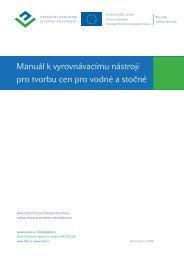 Příloha č. 9.9 - Manuál k VN v 1.0.3 - Státní fond životního prostředí