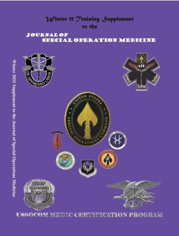 Training Supplement - United States Special Operations Command