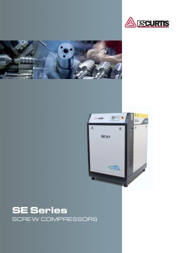 SE Series - Compressor & air tool repair Australia