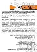 Autunno PINETANO - Strade del Vino e dei Sapori del Trentino - Page 3
