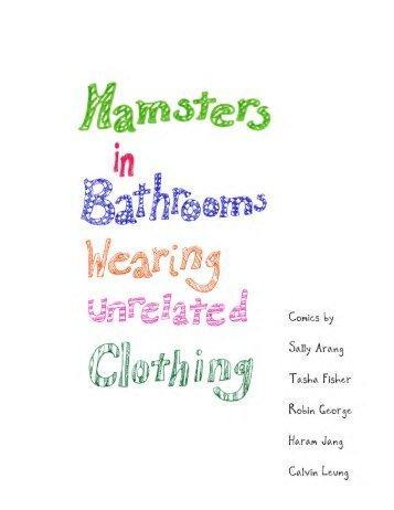 Hamsters in Bathrooms - Vancouver International Writers Festival