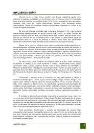INFLUENZA SUÍNA - Universidade Federal do Ceará