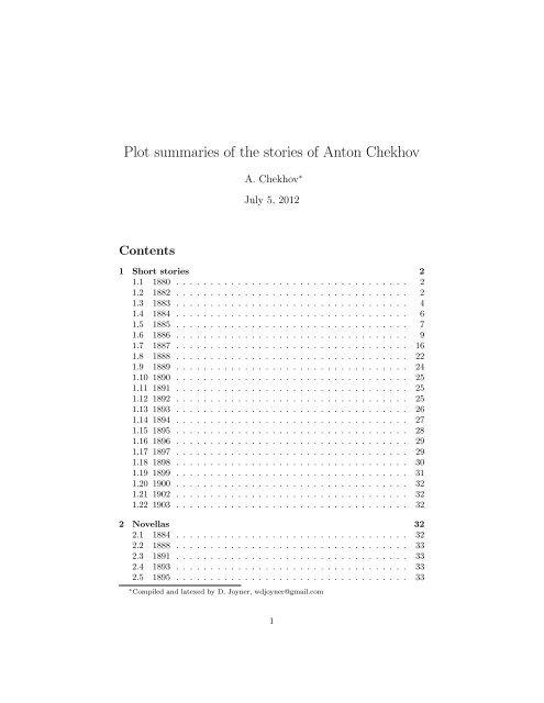 the bear summary by anton chekhov