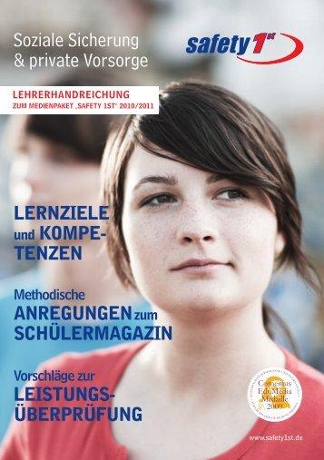 Soziale Sicherung & private Vorsorge - Universum Verlag
