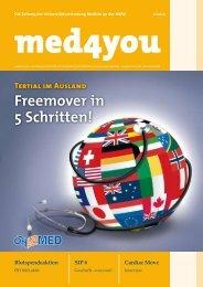 Jetzt informieren und anmelden unter: www ... - ÖH Medizin Wien